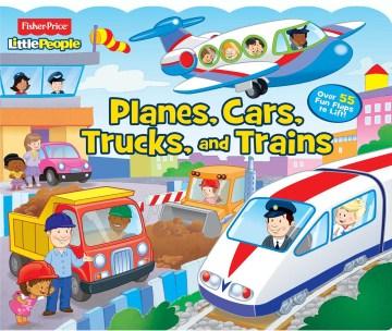 Planes, cars, trucks, and trains - Matt Mitter