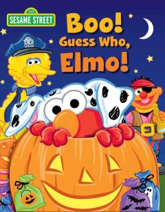 Boo! Guess who, Elmo! - Matt Mitter