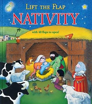 Lift-the-flap Nativity - Allia Zobel Nolan