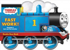Thomas & Friends : fast work! : storybook & seek-and-find activities - W Awdry