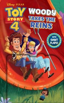 Woody takes the reins - Joann Padgett