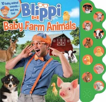 Blippi : baby farm animals - Thea Feldman