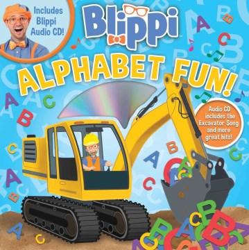 Blippi : alphabet fun! - Thea Feldman