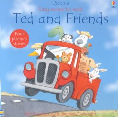 Ted and friends - Phil Roxbee Cox