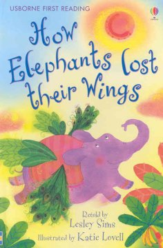How elephants lost their wings - Lesley Sims