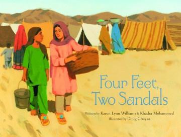 Four Feet, Two Sandals - Karen Lynn; Mohammad Williams