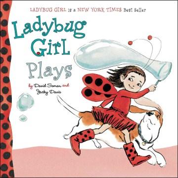 Ladybug Girl plays - Jacky Davis