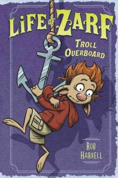 Troll overboard - Rob Harrell