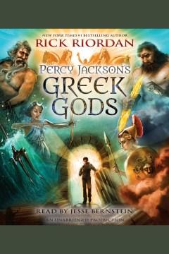 Percy jackson's greek gods. Rick Riordan. - Rick Riordan