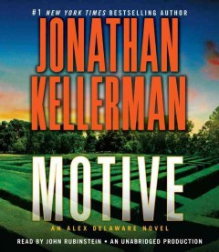 Motive - Jonathan Kellerman