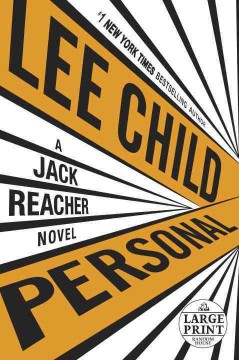 Personal : a Jack Reacher novel - Lee Child