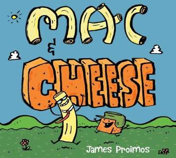 Mac & Cheese - James Proimos