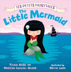 The little mermaid - Trixie Belle