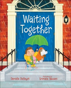 Waiting together - Danielle Dufayet