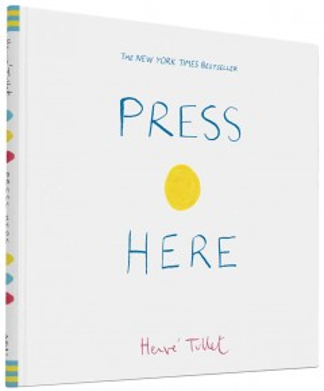 Press here - Hervé Tullet