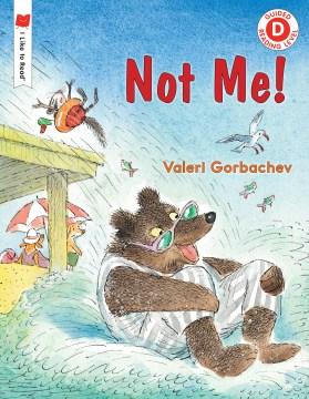 Not me! - Valeri Gorbachev