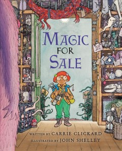 Magic for sale - Carrie (Carrie L.) Clickard