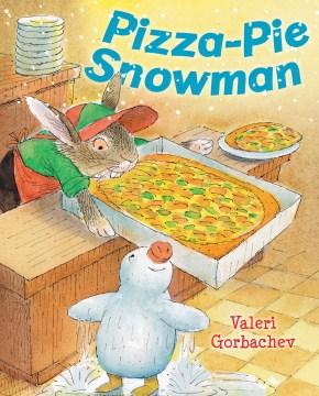 Pizza-pie snowman - Valeri Gorbachev