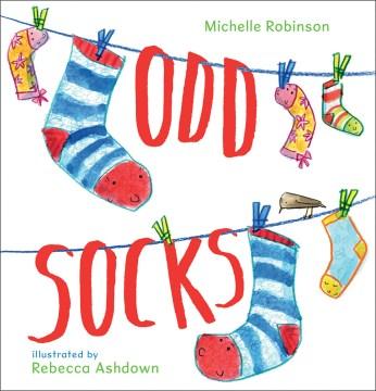 Odd socks - Michelle (Michelle Jane) Robinson