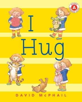 I hug - David McPhail