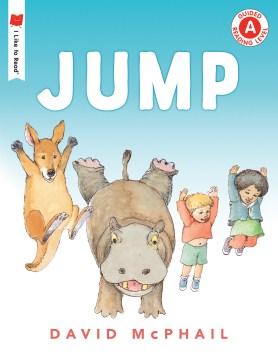 Jump - David McPhail