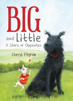 Big and little : a story of opposites - Cheryl Pilgrim