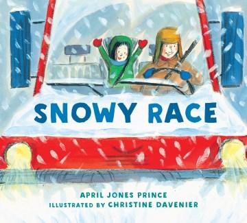 Snowy race - April Jones Prince