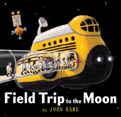 Field trip to the moon - John Hare