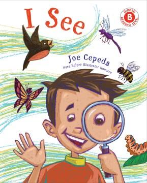 I see - Joe Cepeda