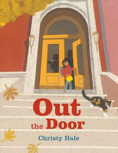 Out the door - Christy Hale
