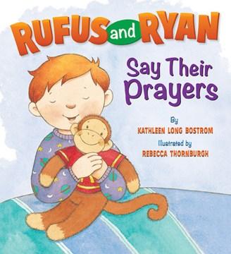 Rufus and Ryan say their prayers - Kathleen Long Bostrom