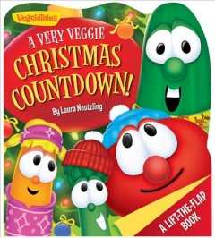 A very Veggie Christmas countdown! : a counting lift-the-flap book - Laura Neutzling