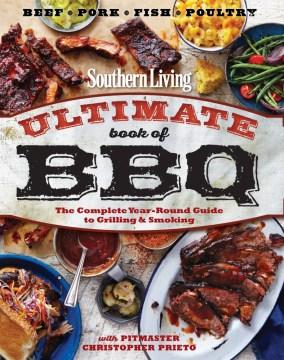 Ultimate book of BBQ - Christopher Prieto