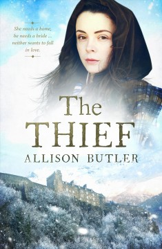 The thief Allison Butler. - Allison Butler