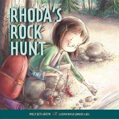 Rhoda's rock hunt - Molly Beth Griffin
