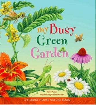 My busy green garden - Terry Pierce