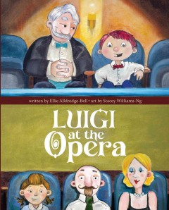 Luigi at the opera - Ellie Alldredge-Bell