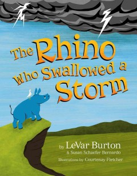 Rhino who swallowed a storm - LeVar Burton