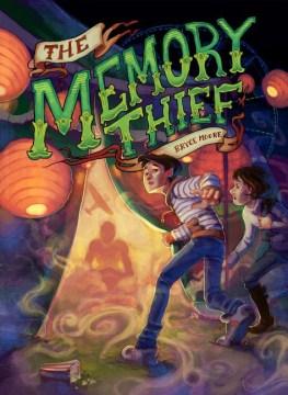 Memory thief - Bryce Moore