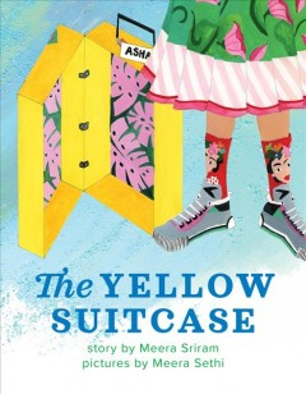 The yellow suitcase - Meera Sriram