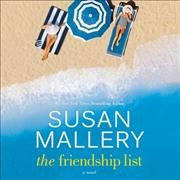 Friendship List : Library Edition - Susan Mallery