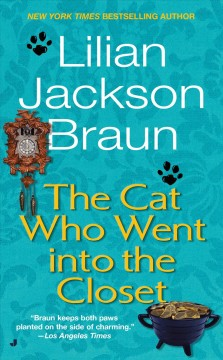 The cat who went into the closet - Lilian Jackson Braun