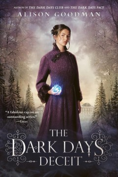 The Dark Days deceit - Alison Goodman