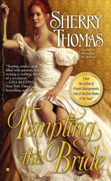 Tempting the bride : Fitzhugh Series, bk. 3. Sherry Thomas. - Sherry Thomas