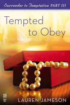 Tempted to obey - Lauren Jameson
