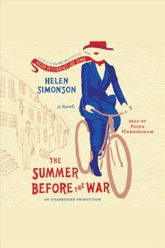 The summer before the war : a novel - Helen Simonson
