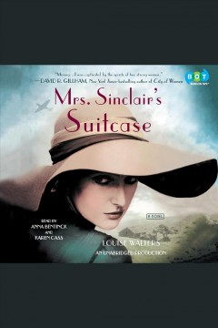 Mrs. sinclair's suitcase. Louise Walters. - Louise Walters
