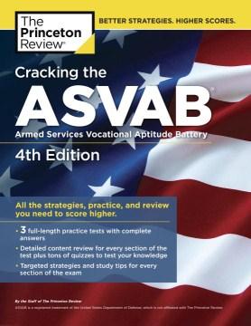 Princeton Review Cracking the ASVAB -  Princeton Review (COR)