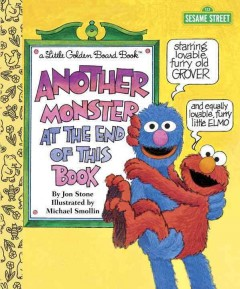 Another monster at the end of this book - Jon Stone