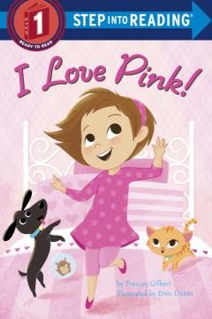 I love pink! - Frances Gilbert
